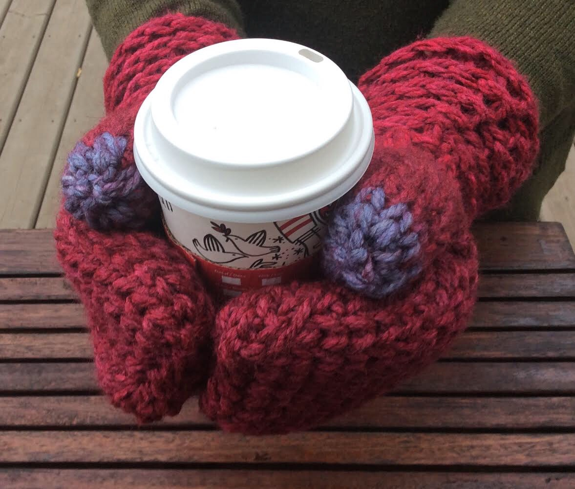Bulky Weight Mittens