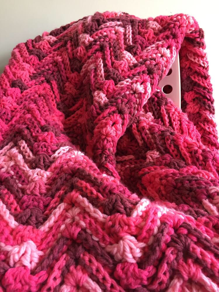 waves of passion crochet