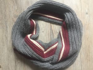 easy crochet mens scarf