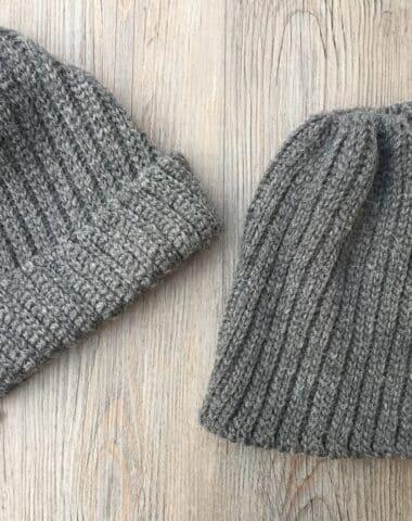 easy mens crochet beanie