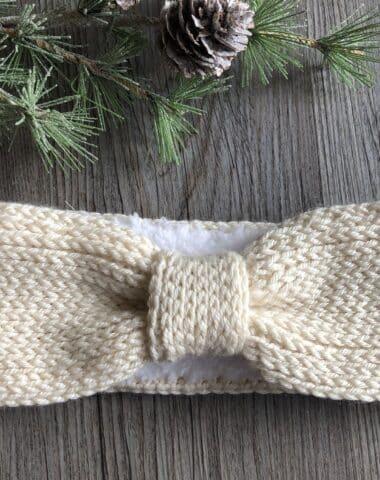 crochet ear warmer crochet pattern
