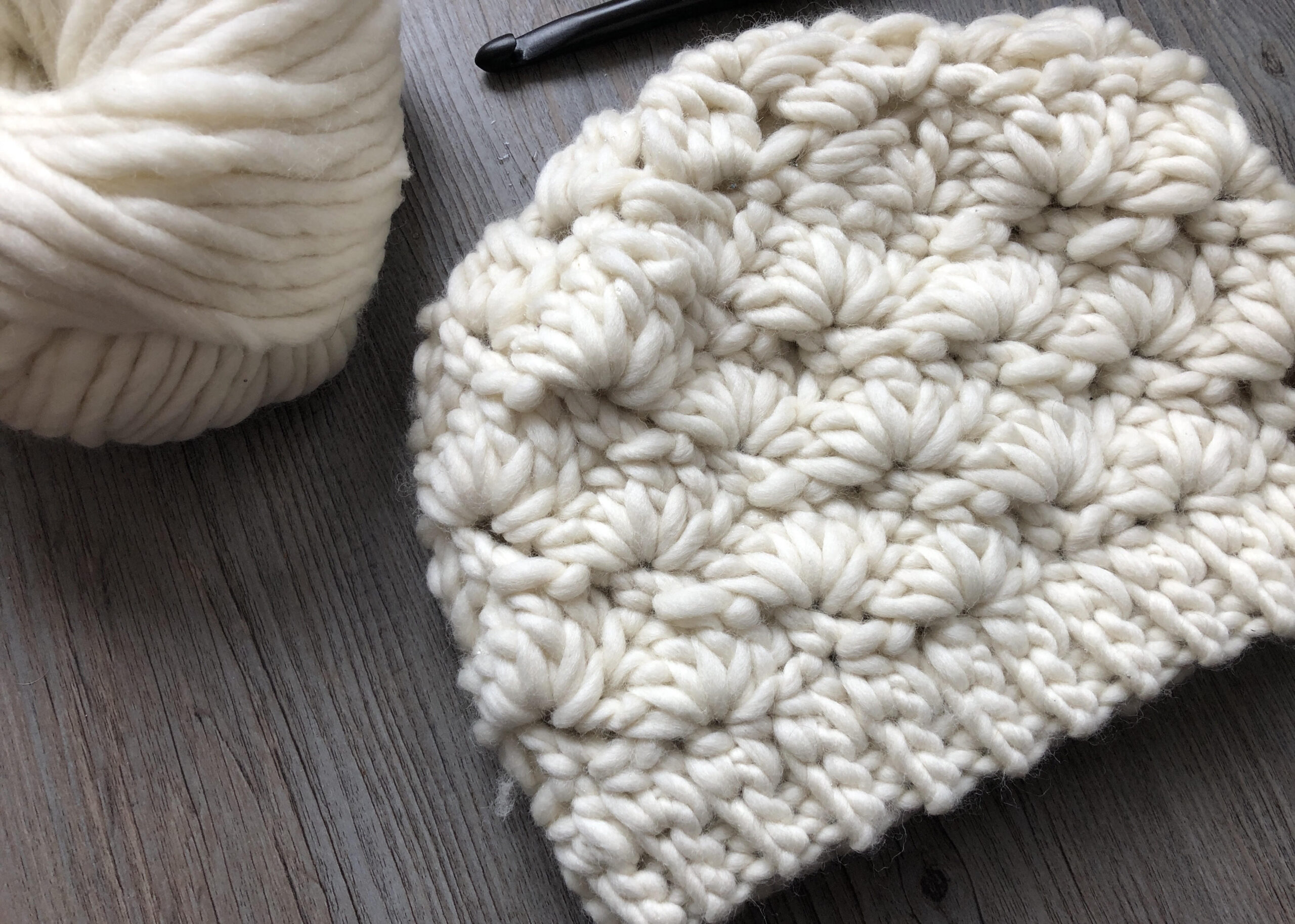 Crochet Muir Luxury Beanie