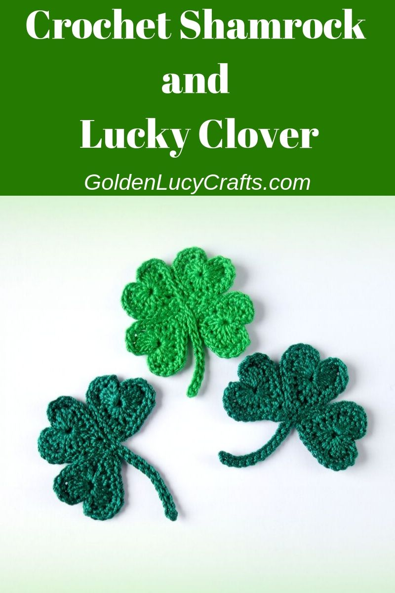 Crochet-shamrock-and-lucky-clover-made-from-hearts-St.-Patricks-Day-free-crochet-pattern