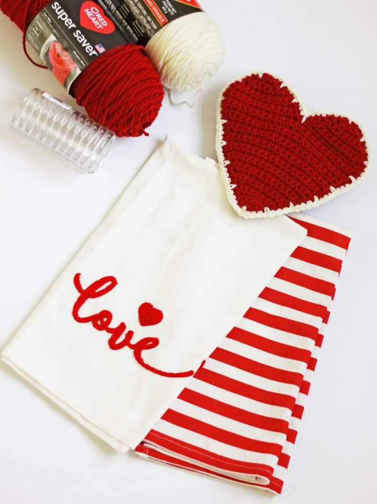 Heart-Towel-Topper