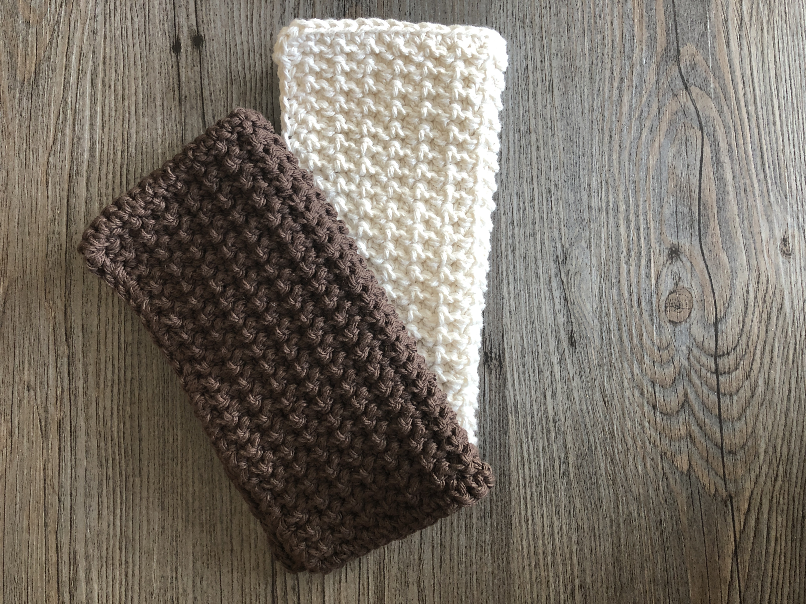 Crochet Washcloth 3