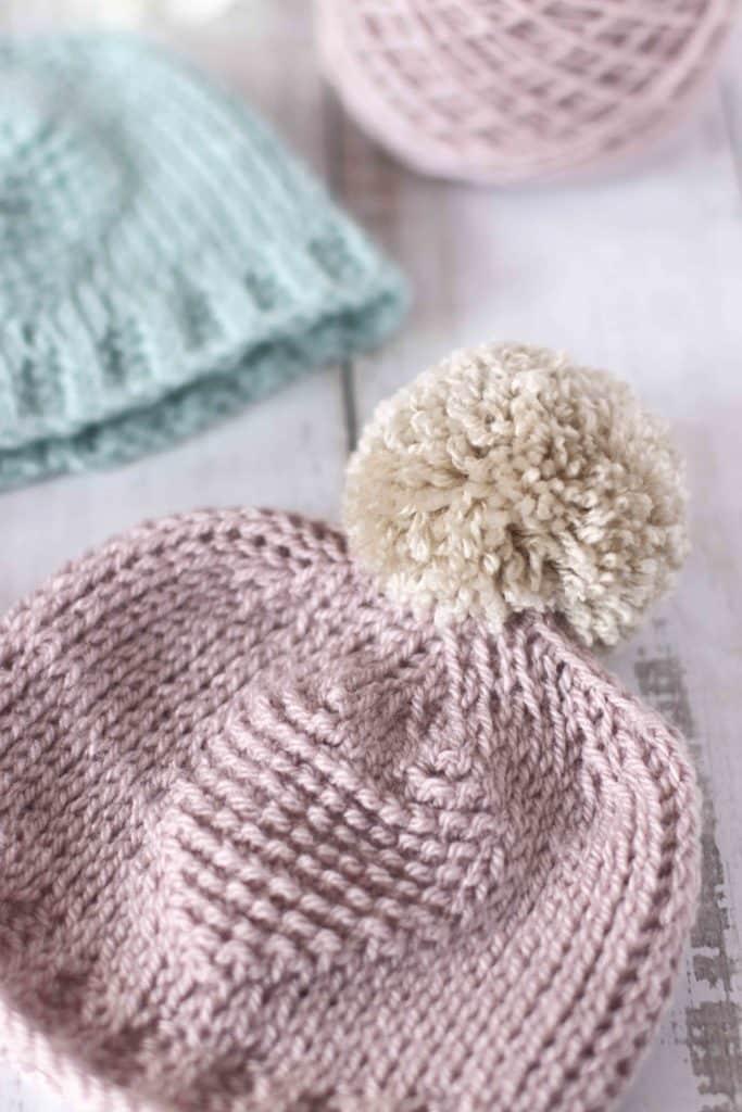 Sweetheart Baby Hat
