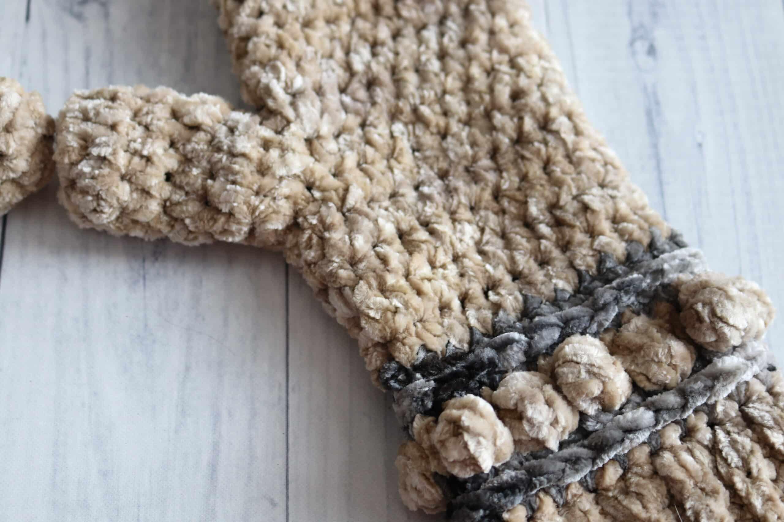 Easy Crochet Mittens2