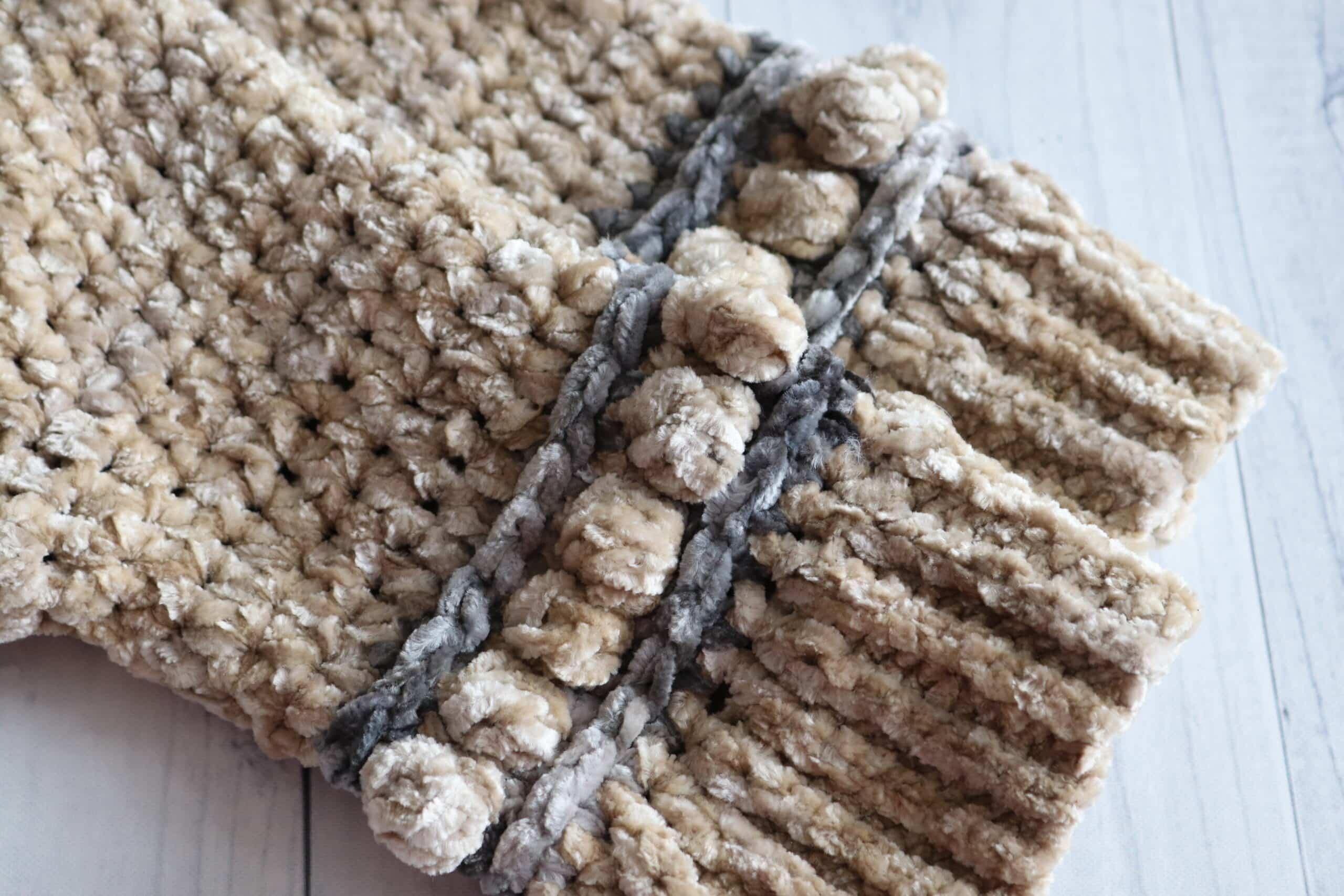 Easy Crochet Mittens1