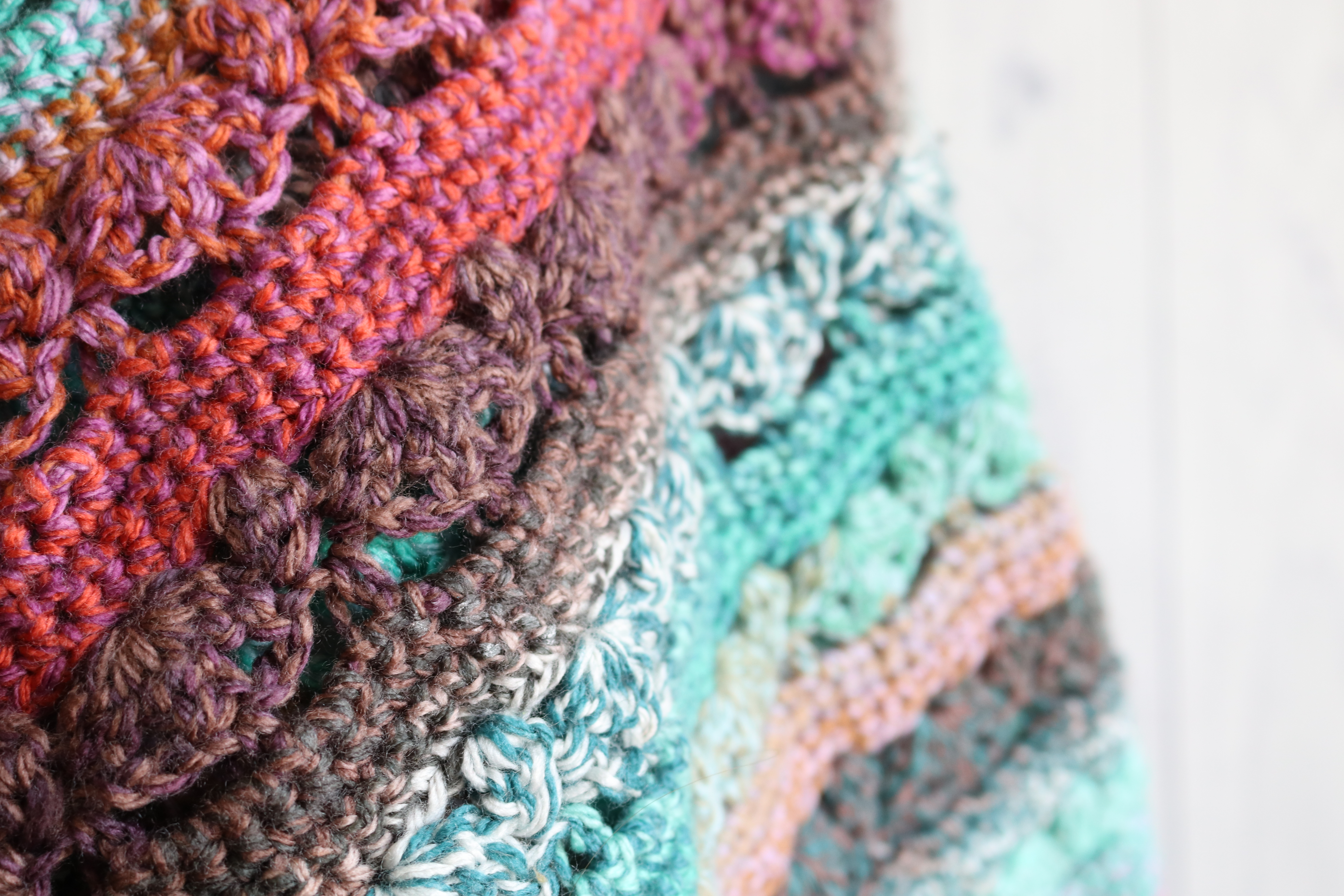 Crochet Shawl 2
