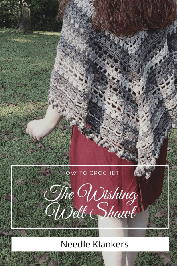 Wishing Well Shawl