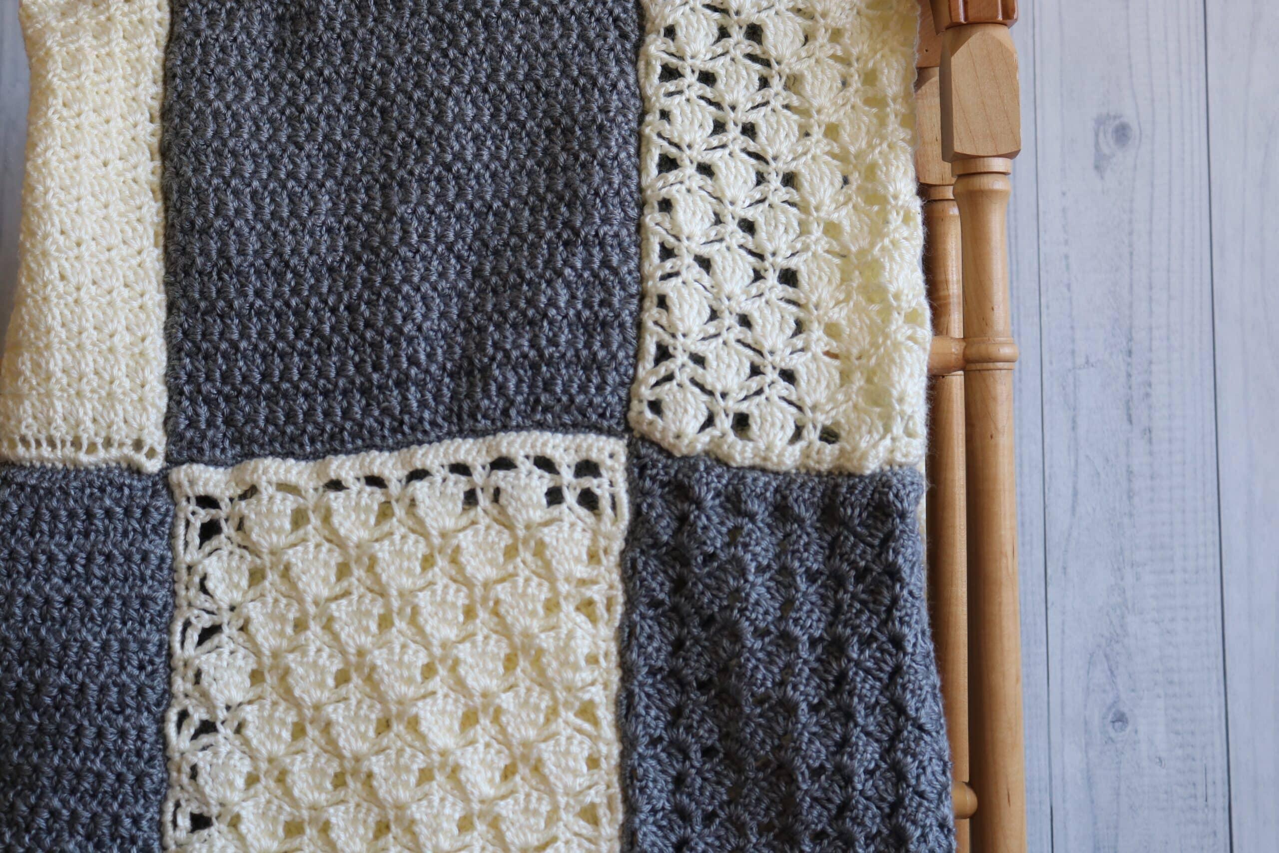 Crochet Blanket Pattern4
