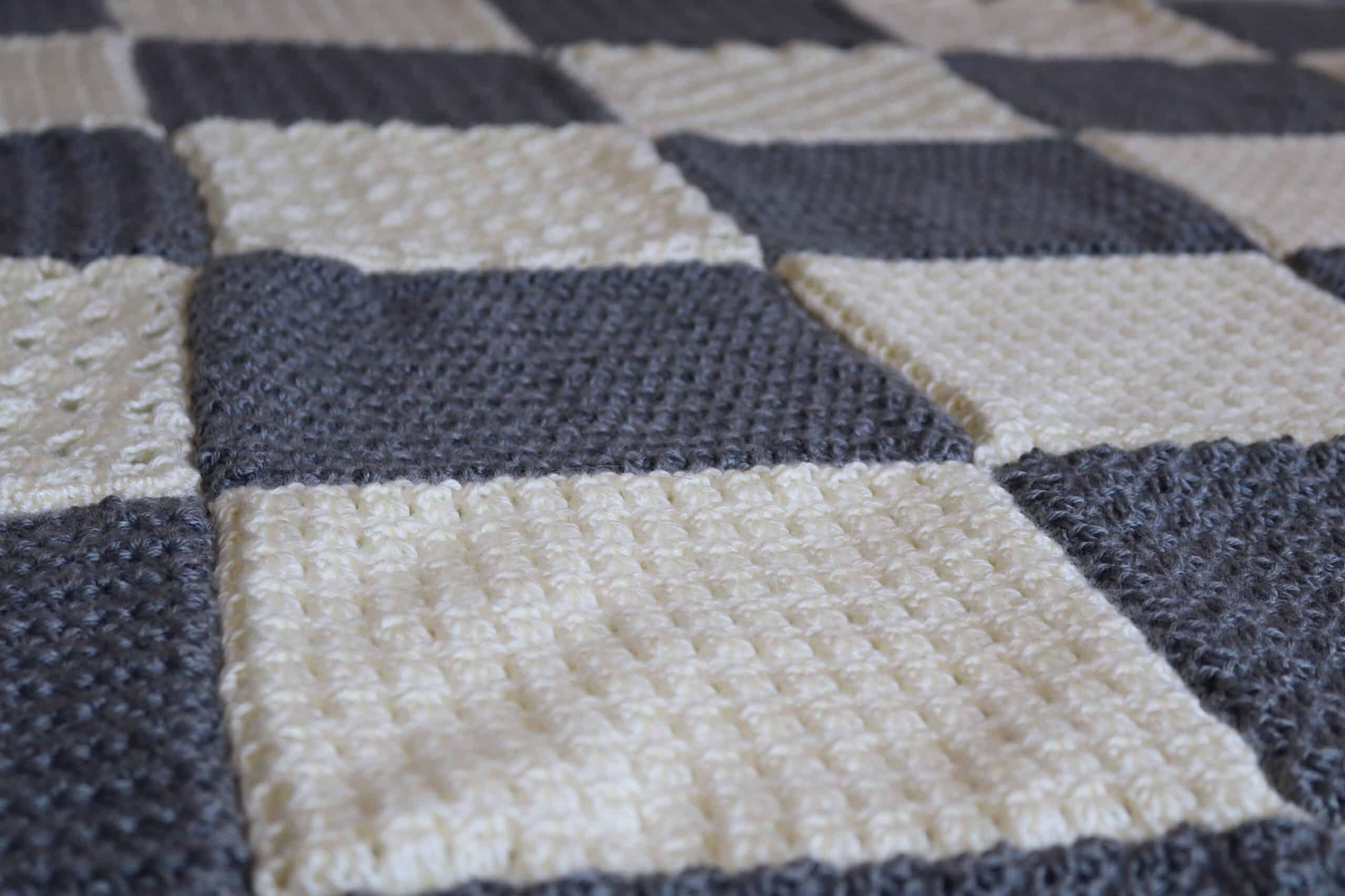 Crochet Blanket Pattern2