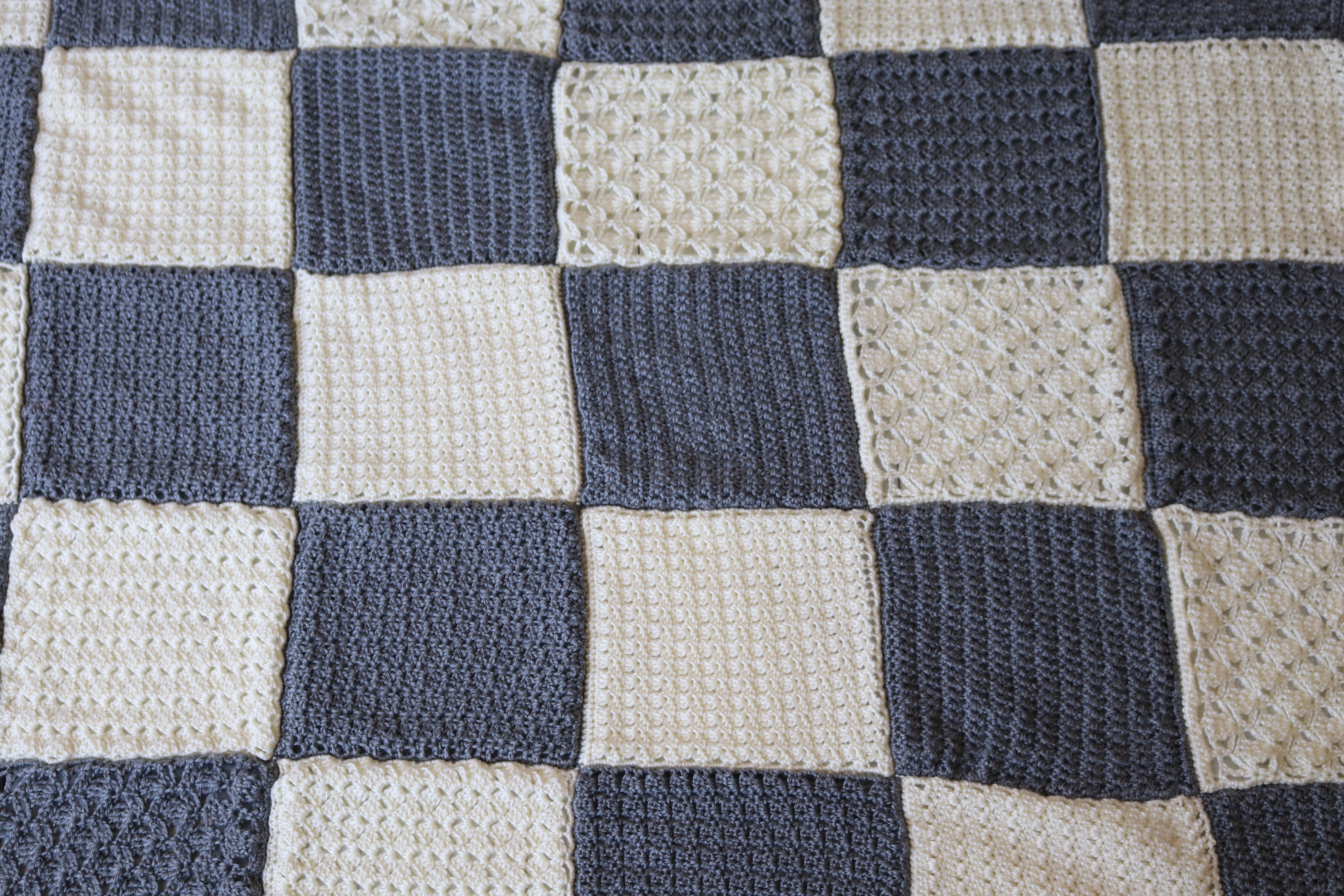 Crochet Blanket Pattern3