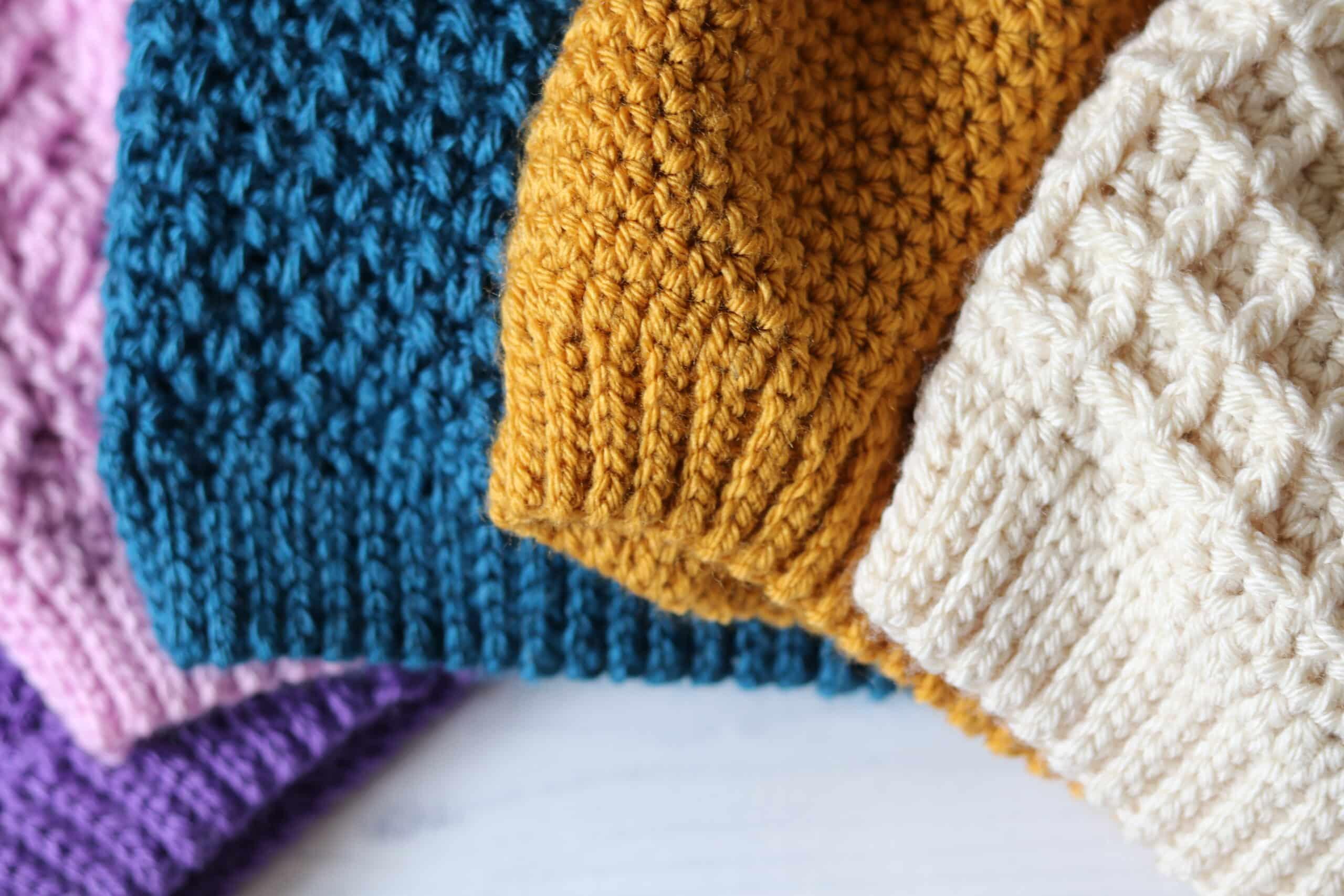 Free Crochet Hat Patterns2