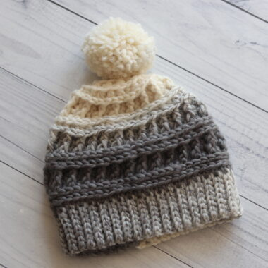 the misty beanie crochet hat pattern