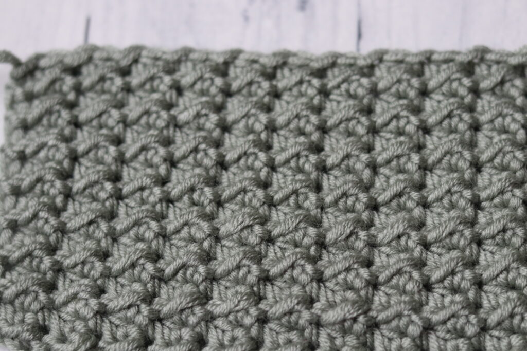 best crochet stitch for blankets