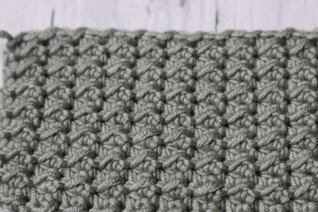 best crochet stitch for blankets