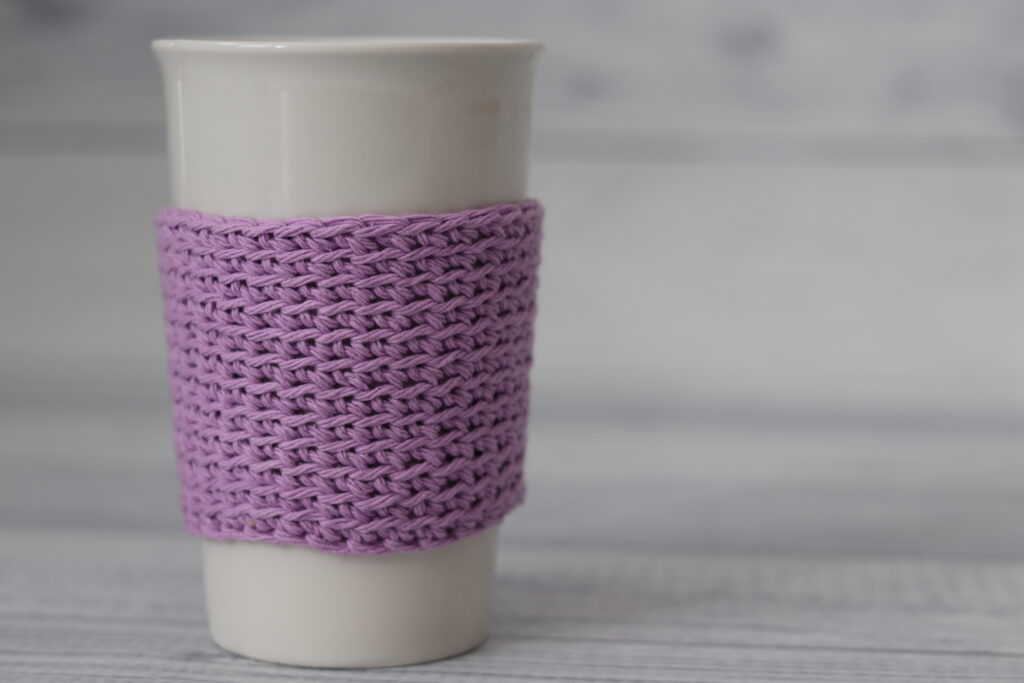 The Round About Cup Cozy