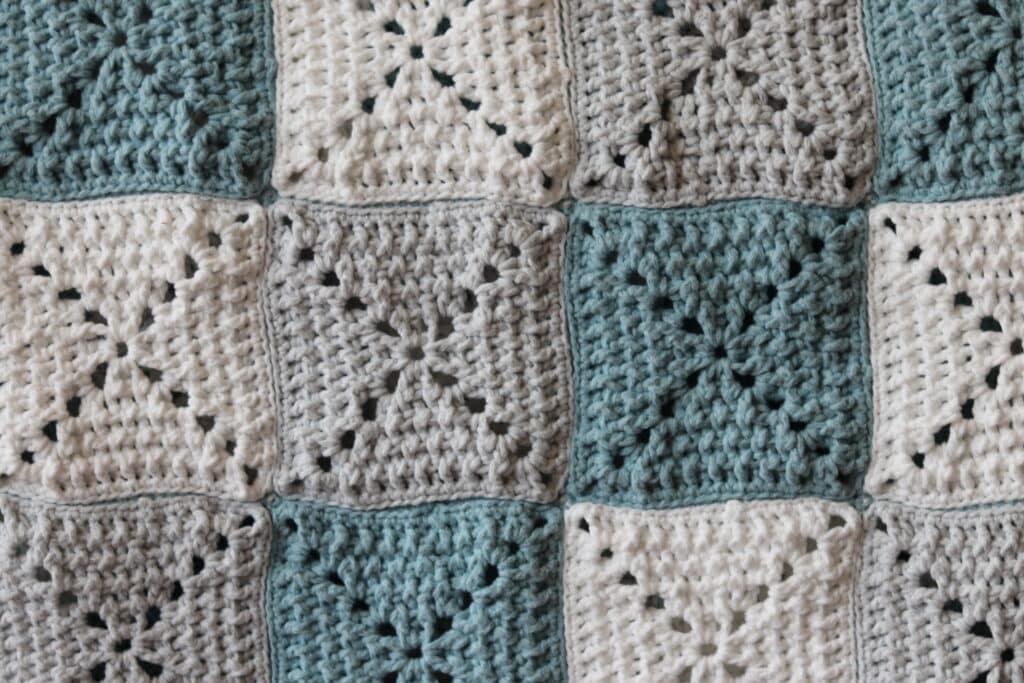 crochet blanket squares